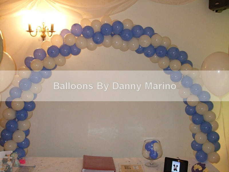 table arch - Our Balloons
