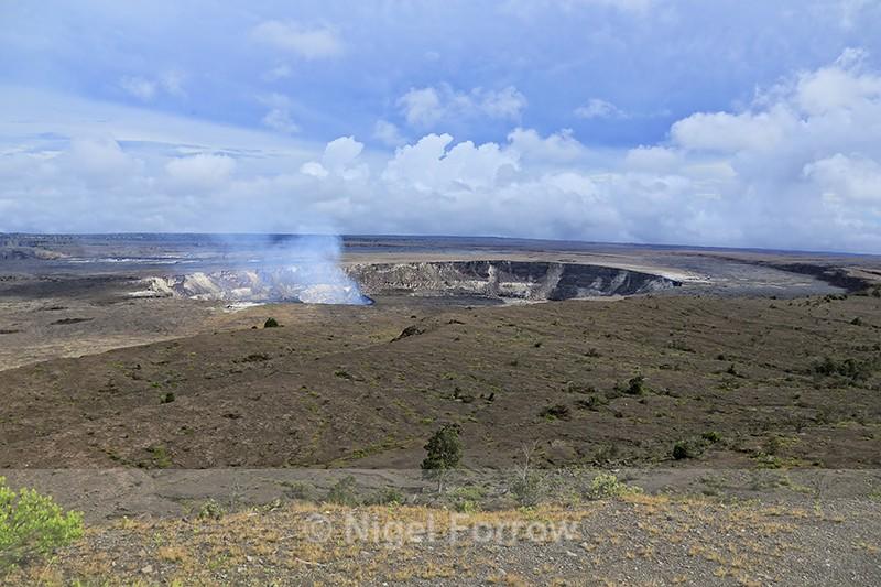 Kilauea Volcano, Hawaii, USA - Hawaiian Islands, USA