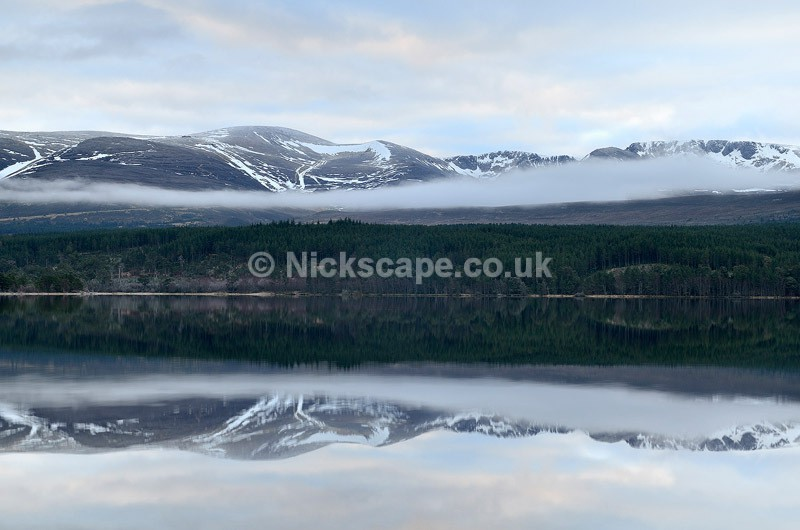 Dawn at Loch Morlich - Aviemore, Cairngorms - Scottish Highlands - Scotland