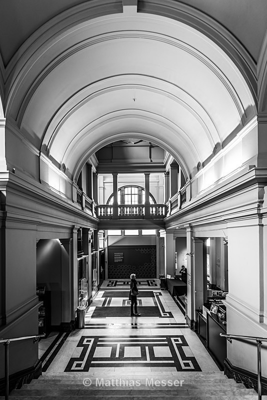 V & A, London - Places and Architecture