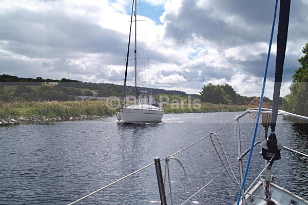 Crinan Canal - Land and Sea