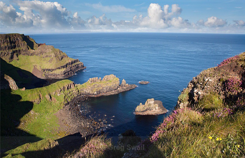 The Causeway Coastline - Causeway Coastal Route (Landscapes and Nature)