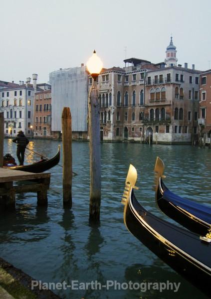 San Polo Pier - Venice