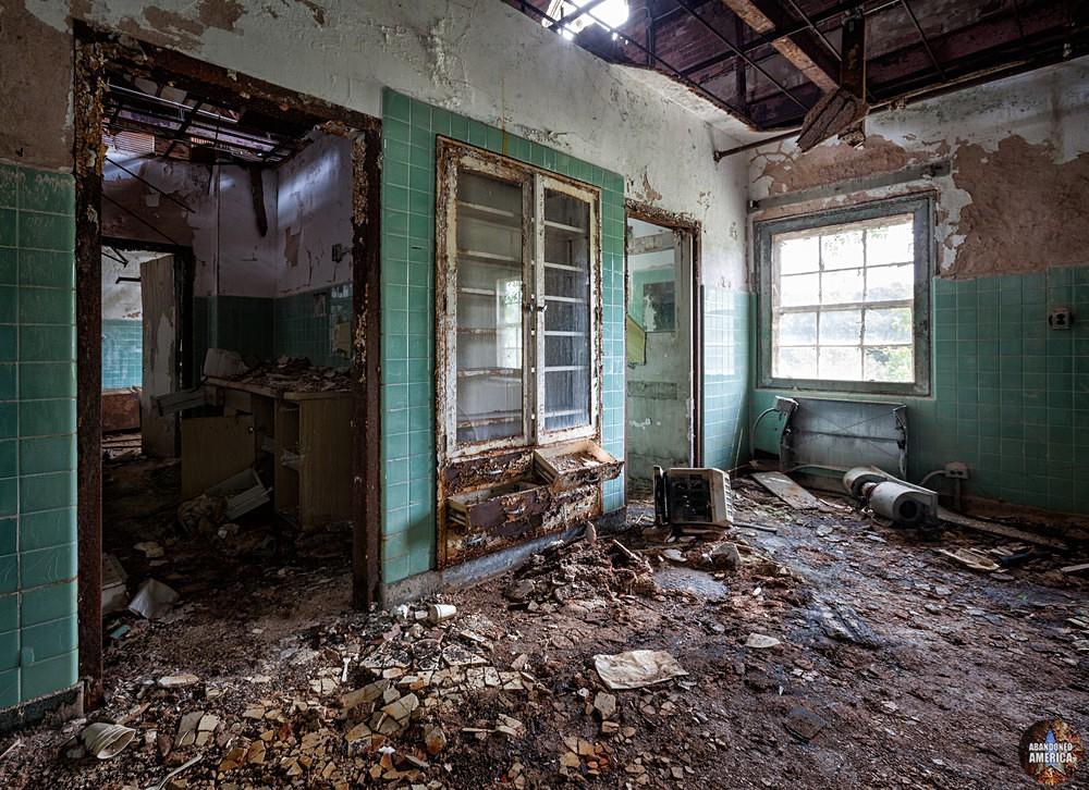 Forest Haven (Laurel, MD) | Operating Room Medicine Cabinet - Forest Haven