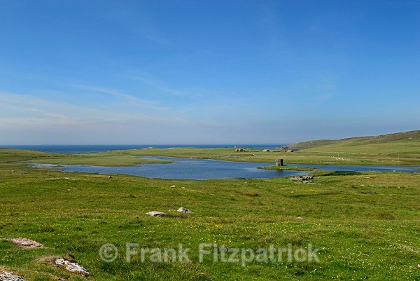 Loch Scolpaig, North Uist, Outer Hebrides - North Uist