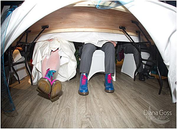 feet under the table - WEDDING & SOCIAL