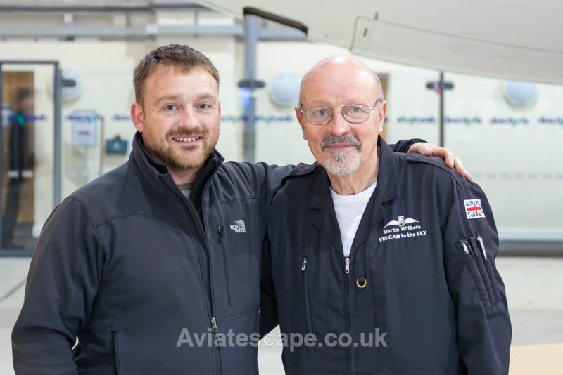 Martin Withers & Me - Vulcan Final Flight Collection