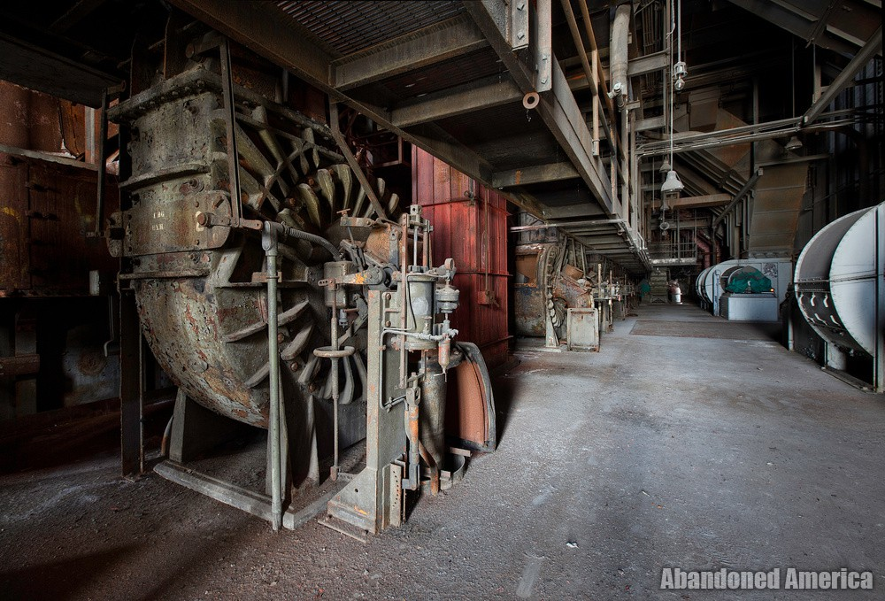 Frank R. Phillips Power Station (South Heights, PA) | Into the Gloom - Frank R. Phillips Power Station