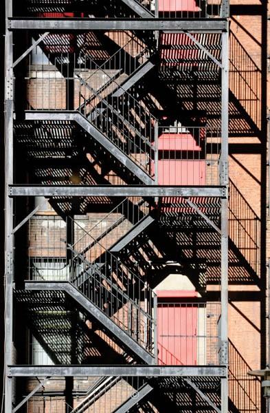 Stairway, Manhattan. - David Pettigrew D.A.