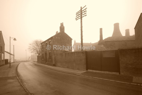 The Doctors House - Potteries Images