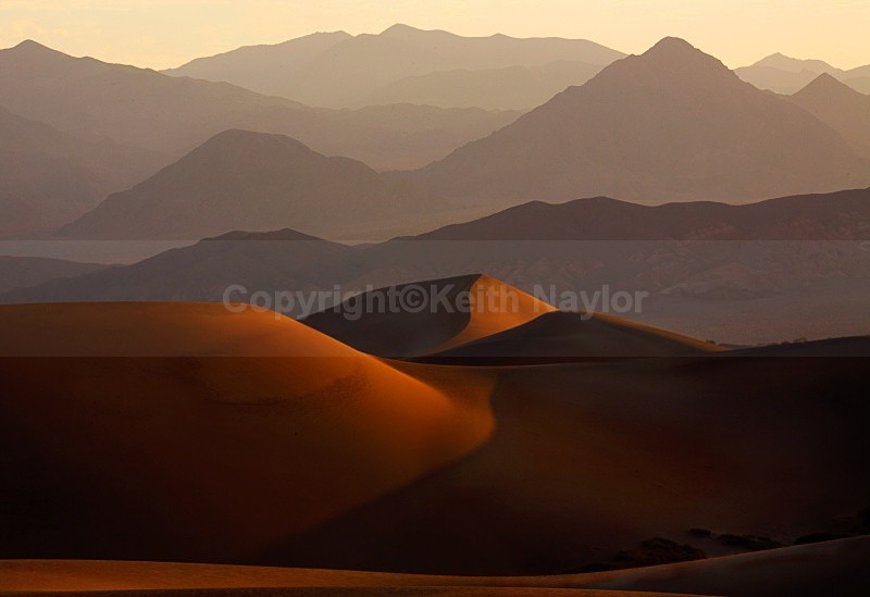 Death Valley Dune - 2008