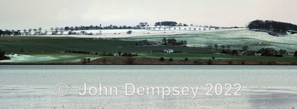 A Dusting of Winter - Montrose Basin