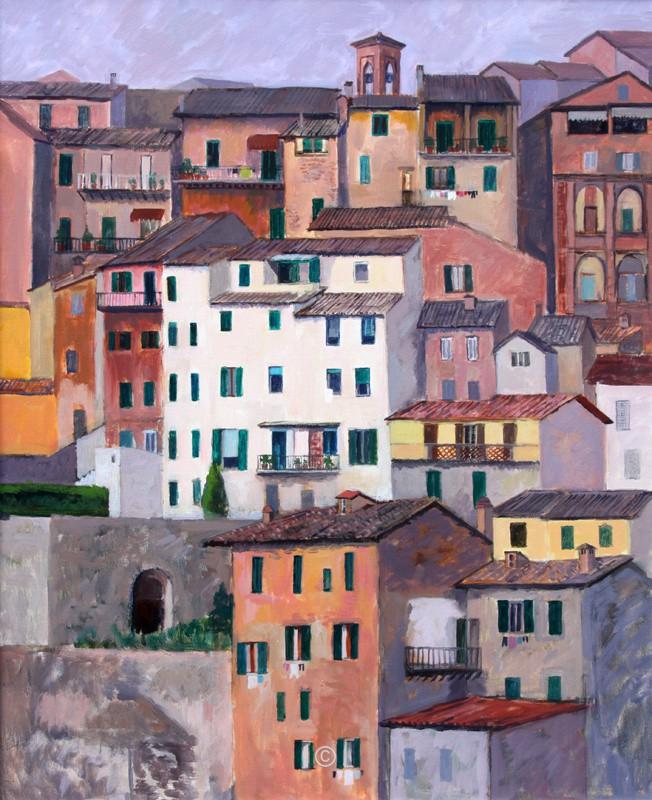 Siena - Jane Pettigrew D.A.