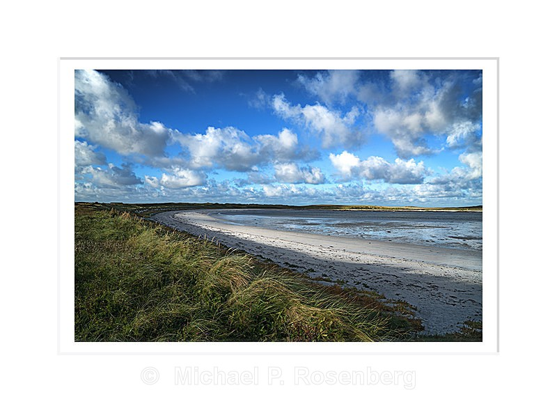 Ebbing Tide, North Uist Outer Hebrides Scotland - Scotland, UK