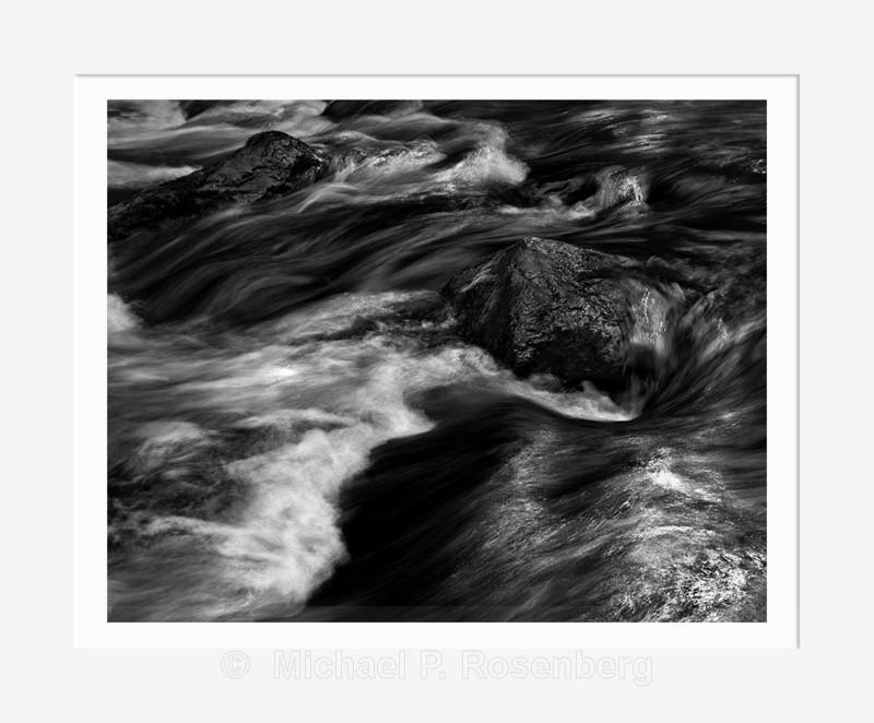 Water Details, Bond Falls, Upper Peninsula MI (6086) - Upper Peninsula of Michigan