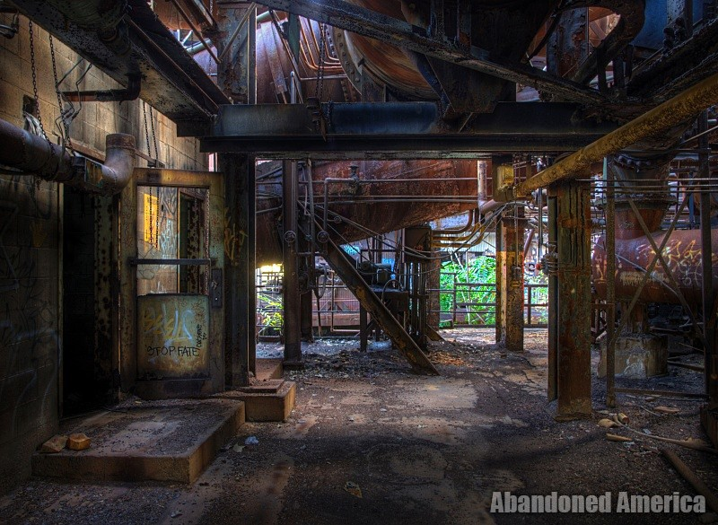 stop fate - Carrie Furnaces