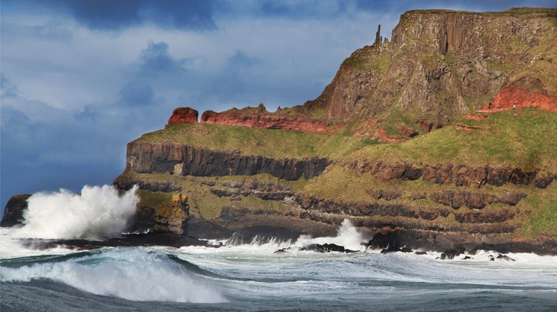 The Causeway Coast - Causeway Coastal Route (Storms and Rainbows)
