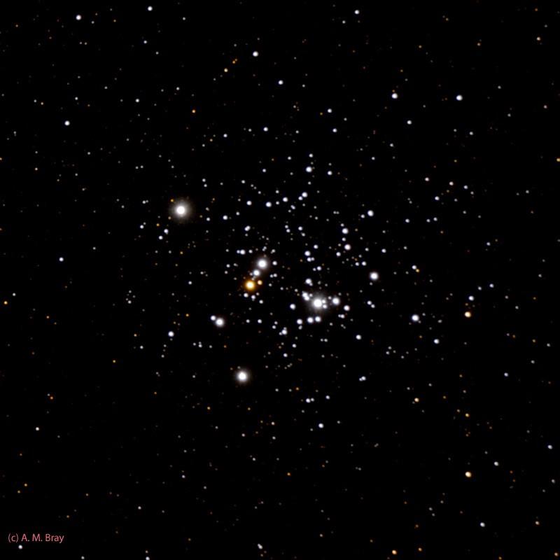 NGC4755, Kappa Crucis - Globular Star Clusters
