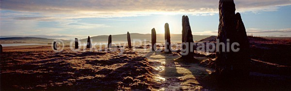 Frosty Ring of Brodgar - Orkney Images