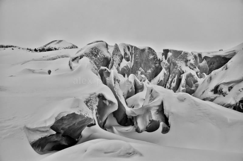 Frozen Alaska - Landscape & Seascape