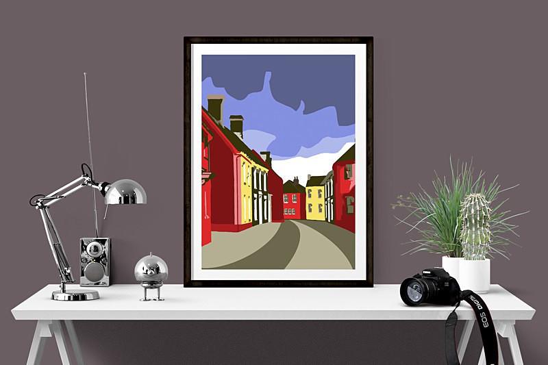 - Town & City Prints