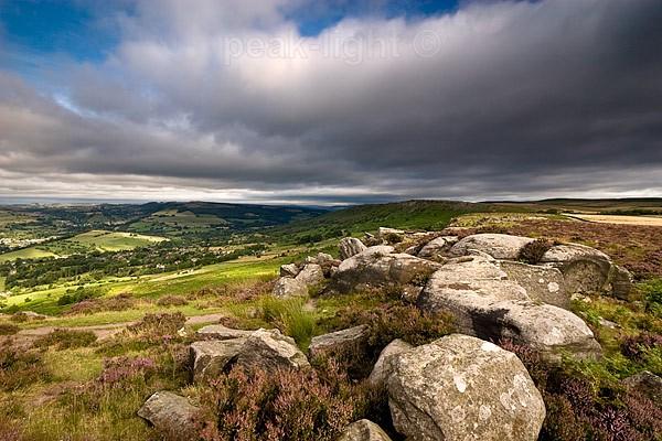 Baslow Patchwork - Peak District