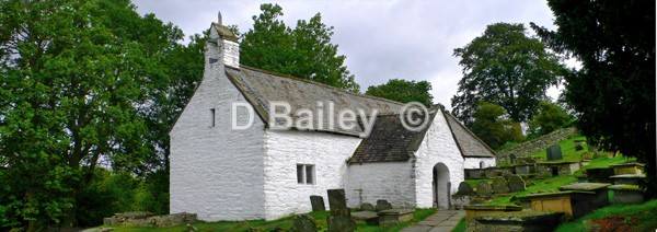 Llangar Church Corwen - Churches