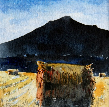 Mither Tap and Bale. - Return to Bennachie.