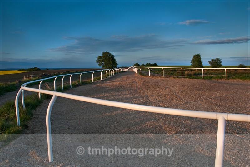 Sutton Bank Gallops. - Creative Scenery