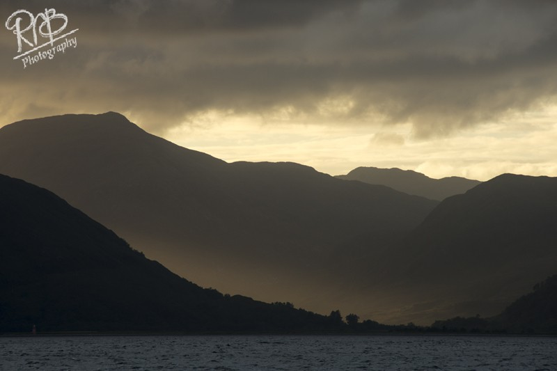 Loch-Linnhie Light - Other UK Landscapes