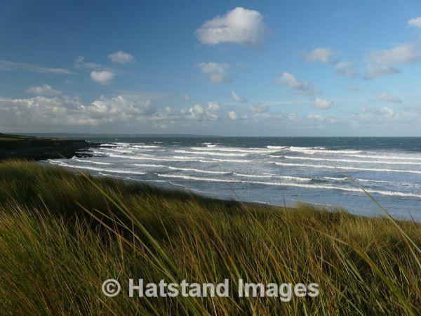 Windy Croyde Bay, Devon - places