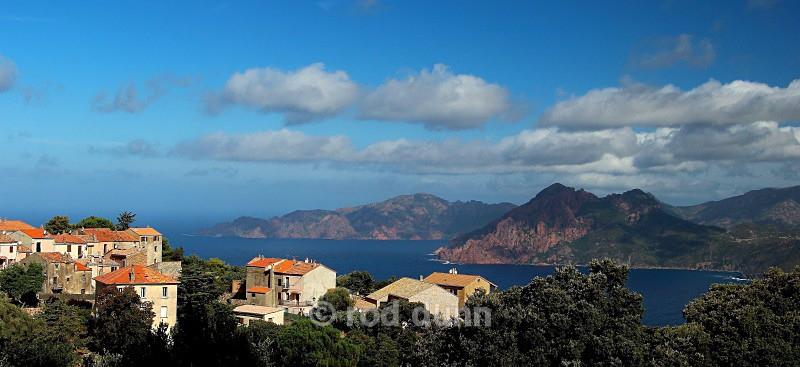 Piana and Scandola - Corsica