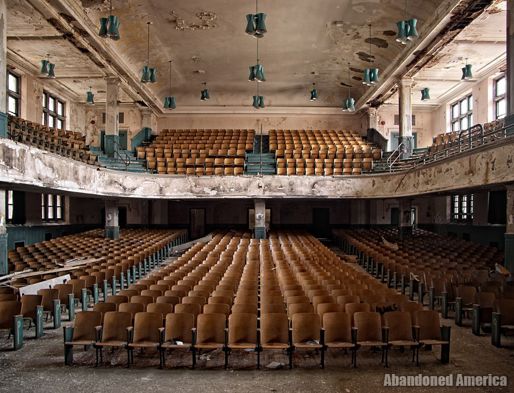 Thomas Edison High School (Philadelphia, PA)  | Abandoned America