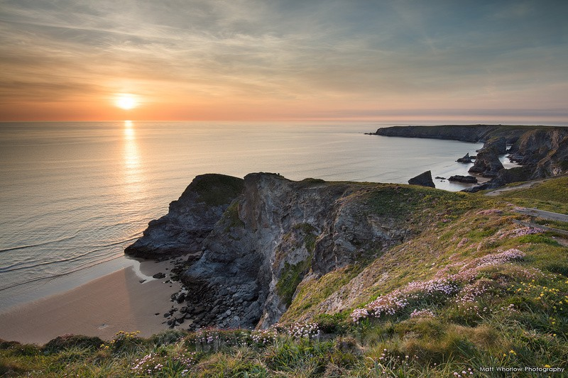Bedruthan Steps - Cornwall - North Coast 1