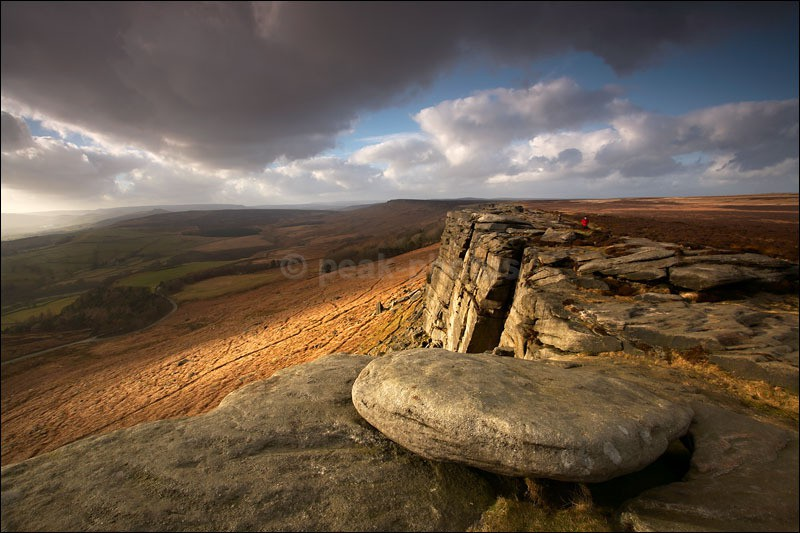 Stanage Edge - Peak District | Dark Peak