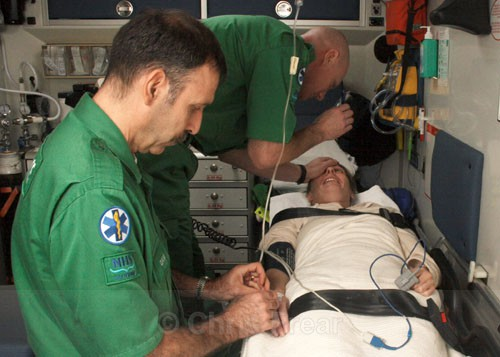 Thornhill Paramedics - People Portraits