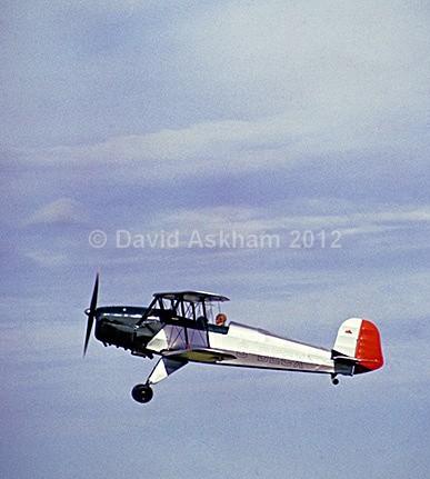 Jungmann - Aircraft
