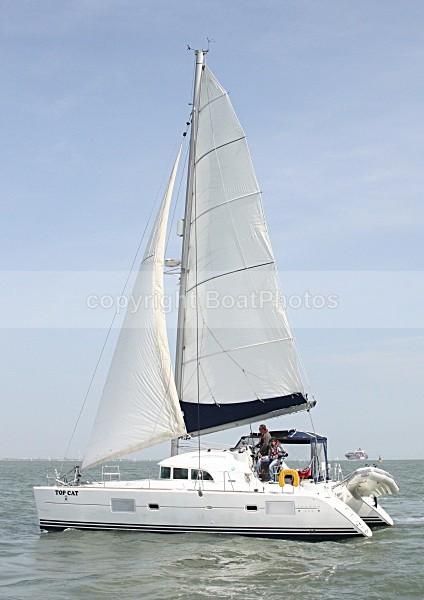 090510 TOP CAT IMG_0691 - Sailboats - multihull
