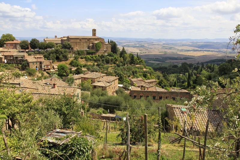 Montalcino - Slovenia and Tuscany