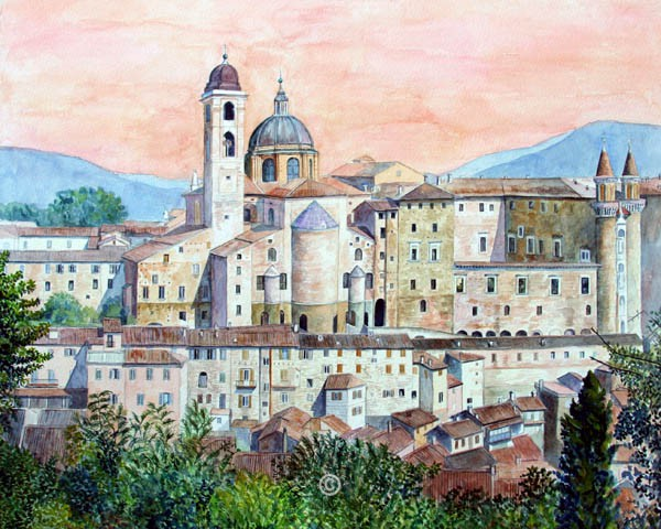 Urbino. - Italia