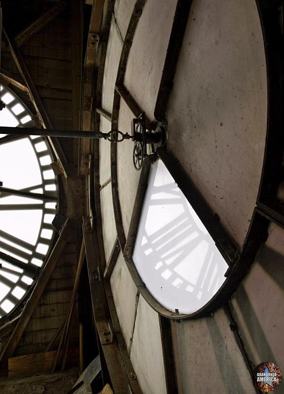 'out of time', Scranton Lace Company (Scranton, PA) | Abandoned America