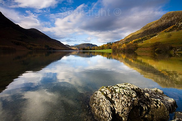 Buttermere Reflections - The Lakes