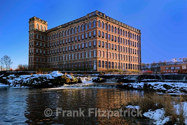 Anchor Mill, Paisley, Renfrewshire - Renfrewshire