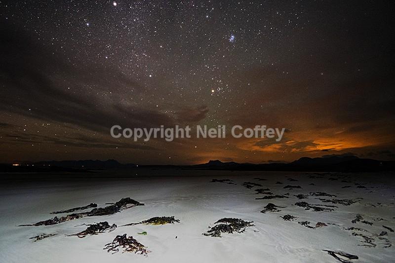 Towards Coigach and Gruinard Bay from Mellon Udrigle, Highland_2 - Landscape format
