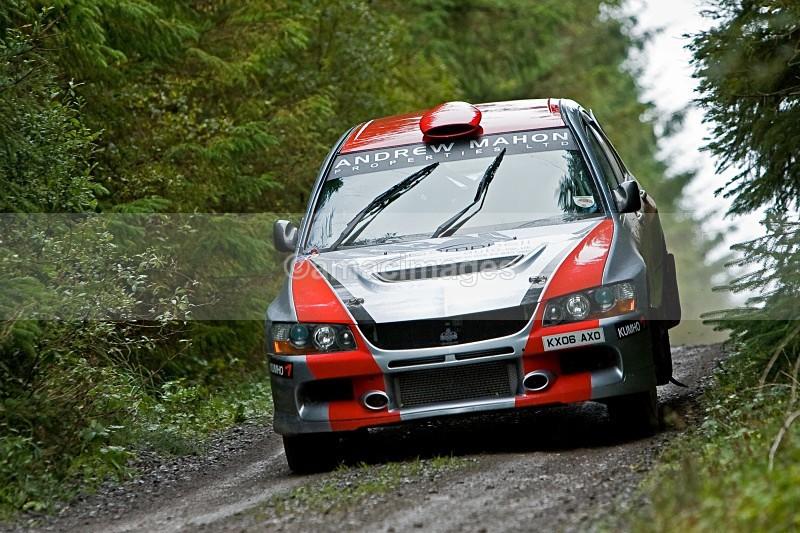 - Enniskillen Lakeland Rally 2010