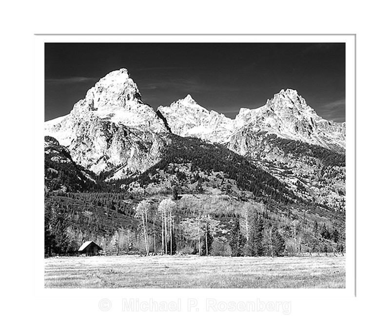 - Yellowstone and Grand Tetons