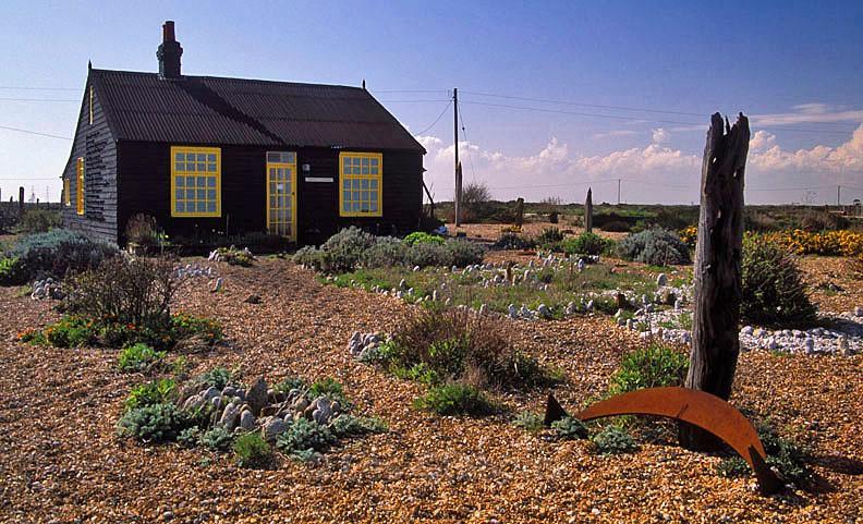 Dunegness Prospect cottage scuplture - Kent
