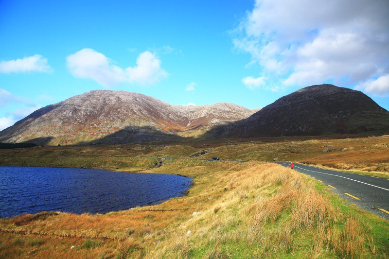 Lough Inagh - West of Ireland