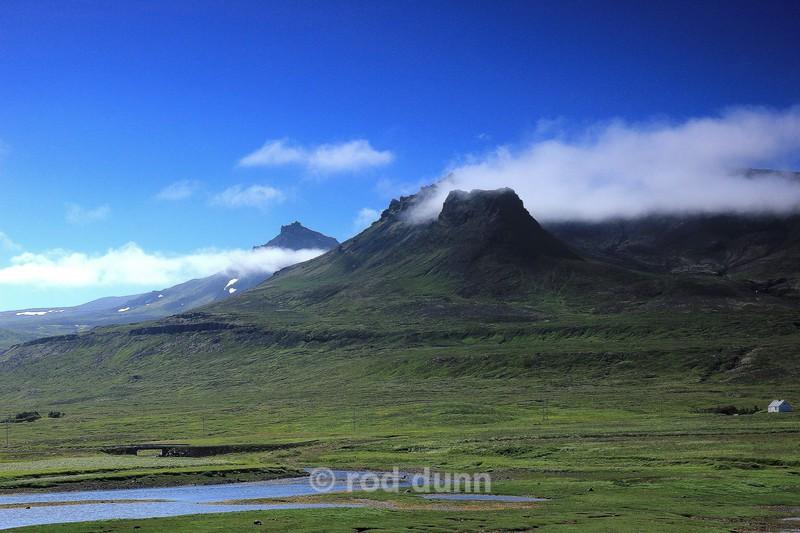 Olafsvik volcanoes - Iceland