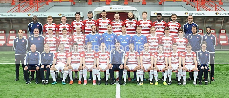 - Hamilton Accies 2017-2018 Season